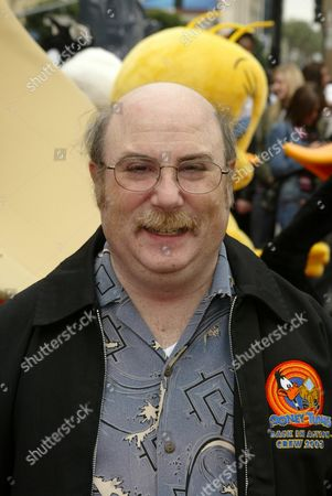Stock Image of Animation Director Eric Goldberg