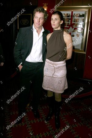 Hugh Grant and Princess Rosario Saxe Coburg
