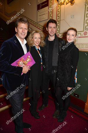 Editorial photo of Cirque du Soleil 'Kooza' press night, London, Britain - 06 Jan 2015