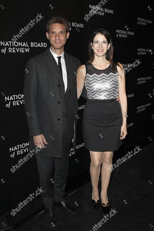 Stock Image of Damian Szifron and Maria Marull