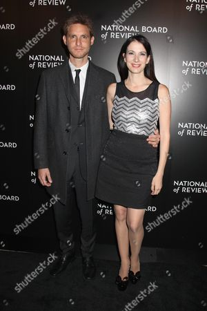 Editorial image of National Board of Review Awards Gala, New York, America - 06 Jan 2015