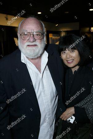 Saul Zaentz and Chica