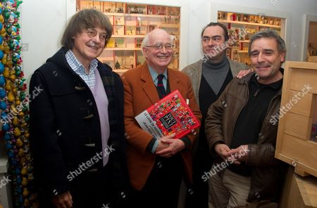 Jean Cabut, Pixi Pilippe-Antoine Guenard, Alexis Poliakoff, Serge Poliakoff