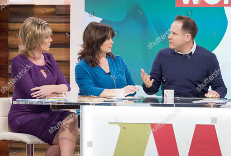 Ruth Langsford, Coleen Nolan and Henry Dimbleby