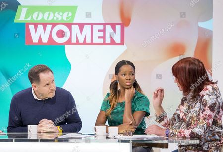 Henry Dimbleby, Jamelia and Janet Street-Porter