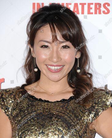 Stock Picture of Ami Haruna
