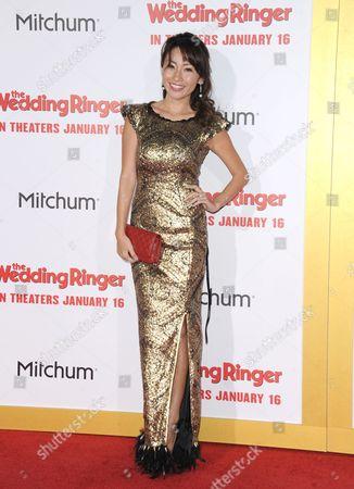 Editorial image of 'The Wedding Ringer' film premiere, Los Angeles, America - 06 Jan 2015