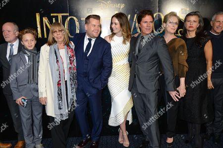 Editorial photo of 'Into The Woods' film Gala screening, London, Britain - 07 Jan 2015