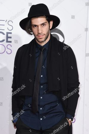 Editorial image of People's Choice Awards, Los Angeles, America - 07 Jan 2015