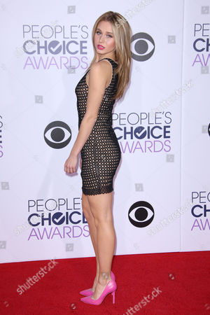 Editorial photo of People's Choice Awards, Los Angeles, America - 07 Jan 2015