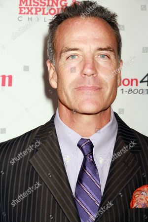 Stock Picture of Richard Burgi