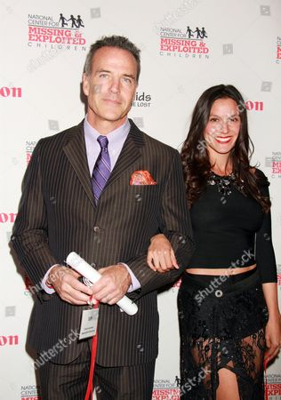Richard Burgi, Liliana Burgi
