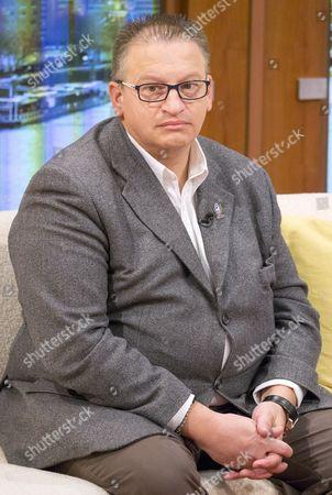 Editorial photo of 'Good Morning Britain' TV Programme, London, Britain. - 08 Jan 2015