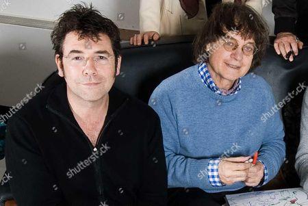Bernard Verlhac and Jean Cabut