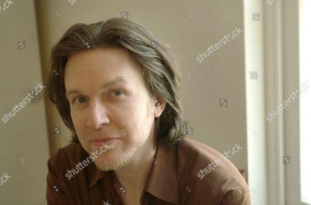 Stock Image of David Sylvian