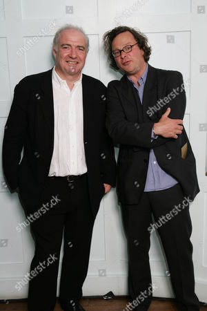 Stock Picture of Rick Stein & Hugh Fearney