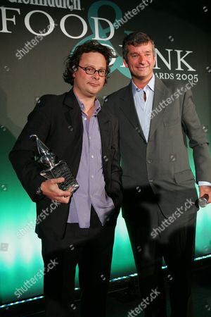Stock Image of Hugh Fearney & Tony Hawks