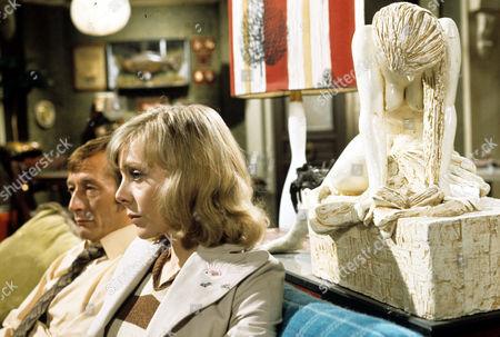 John Neville and Barbara Ferris