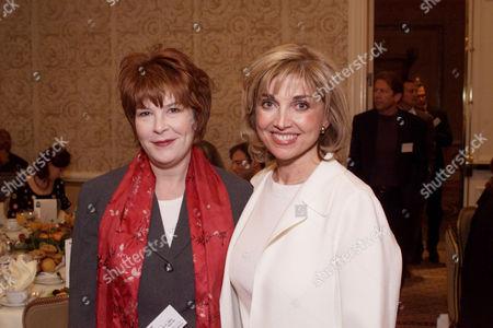 Terry Press & Carole Black
