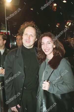 Mark Isham and his wife Donna