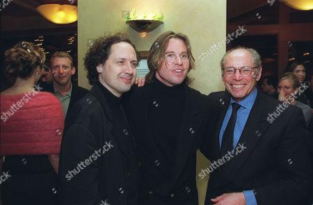 Mark Isham, Val Kilmer, Irwin Winkler