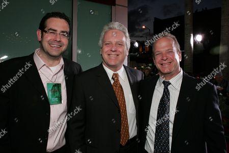 Stock Image of Eric Kops, Peter Adee and Erik Lomis
