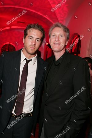 Ryan Reynolds and Chris McGurk