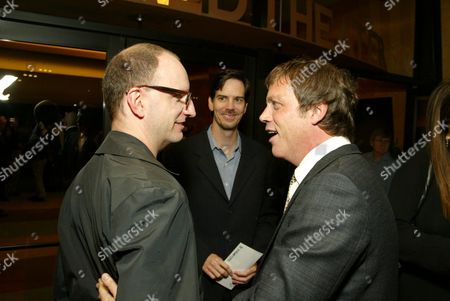 Steven Soderbergh, Glenn Williamson and Director Todd Haynes