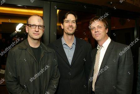 Steven Soderbergh, Glenn Williamson and Director Todd Haynes