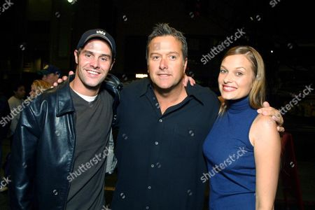 Dave Sheridan, Director Rob Pritts & Vinessa Shaw