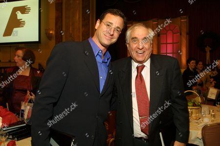 Bob Saget and Gary Marshall