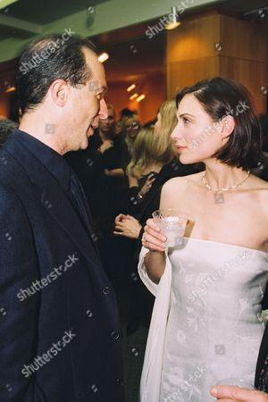 Martin Brest and Claire Forlani