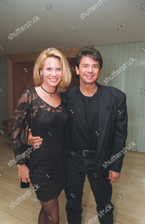 Susan Wood and Adrian Zmed