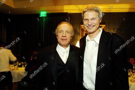 James Caan & Steven Bing