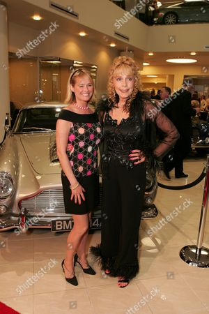 Amy Dolenz and Stella Stevens