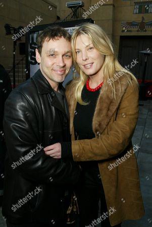 Stock Photo of Doug Hutchinson and Deborah Unger