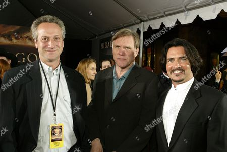 Casey Silver, Joe Johnston and John Fusco