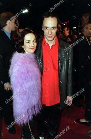 Natasha Wagner and D.V. DeVincentis