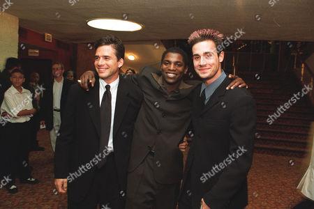 Matthew Settle, Mekhi Phifer and Freddy Prinze, Jr.