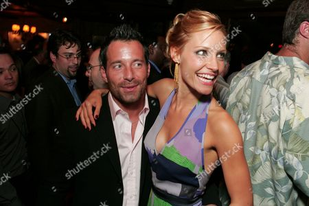 Johnny Messner and KaDee Strickland