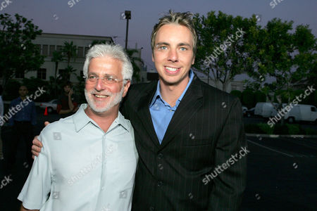 Stock Image of Rob Friedman and Dax Shephard