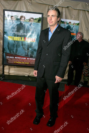 Editorial picture of World Premiere of 'Without A Paddle'