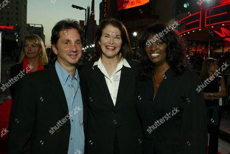 David Gale, Sherry Lansing & Loretha Jones