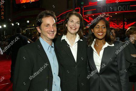 Stock Picture of David Gale, Sherry Lansing & Loretha Jones