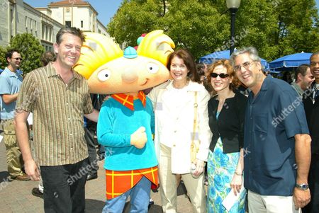 Editorial image of 'Hey Arnold! The Movie' Premiere