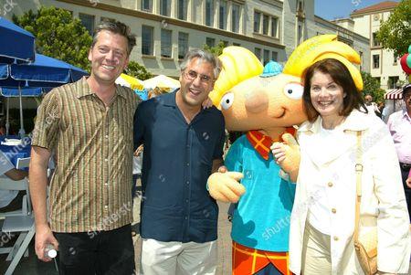 Craig Bartlett, Albie Hecht, Sherry Lansing