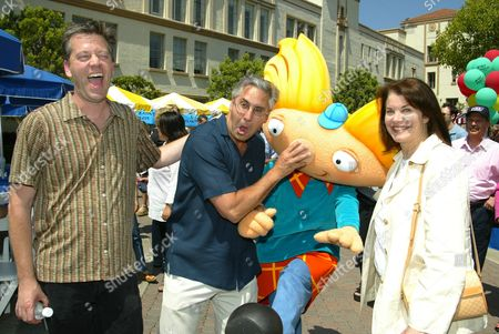 Editorial photo of 'Hey Arnold! The Movie' Premiere