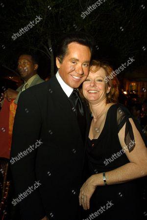 Wayne Newton with Mary McDonough