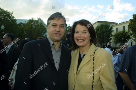 MTV's Herb Scannell & Paramount's Sherry Lansing