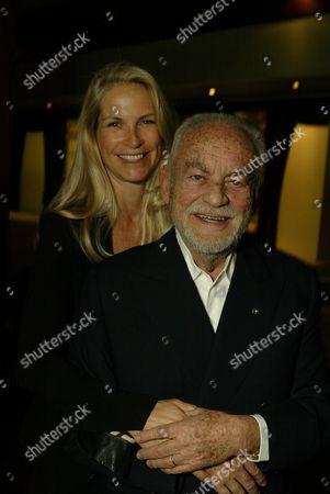Martha and Dino DeLaurentiis